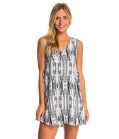 Lucy Love Stairway to Heaven Tie Side Dress