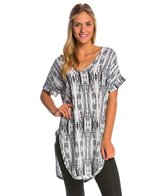 Lucy Love Stairway to Heaven V-Neck Tunic