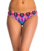 Skye Mojave Ruched Hipster Bikini Bottom
