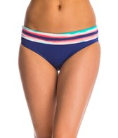 Skye By The Sea Mid Waist Foldover Bikini Bottom