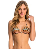 Volcom Swimwear Tradewinds Reversible Bikini Triangle Top
