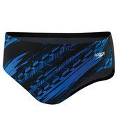 Speedo PowerPlus Mind Over Brief Swimsuit