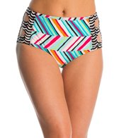 Coco Rave Swimwear Summer Patch Debby High Waist Bikini Bottom