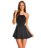 Coco Rave Keep It Cute Cara Halter Swimdress