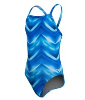 Speedo Youth Pro LT  Pulse Flyback One Piece Swimsuit