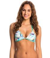 Ella Moss Birds of Paradise Bralette Bikini Top