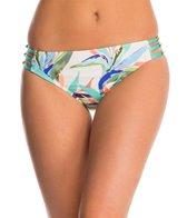 Ella Moss Birds of Paradise Side Strap Bikini Bottom