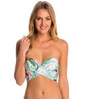 Ella Moss Birds of Paradise Underwire Wrap Bikini Top