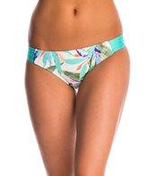 Ella Moss Birds of Paradise Tab Side Bikini Bottom