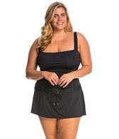 BLEU Rod Beattie Plus Size Net Worth Swimdress