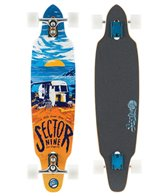 Sector 9 Sidewinder Tempest Complete Longboard Skateboard