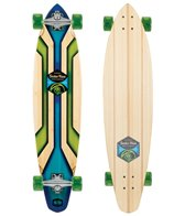 Sector 9 Bamboo Rhythm Complete Longboard Skateboard