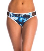 Nautica Swimwear Palm To Perfection Retro Hipster Bikini Bottom