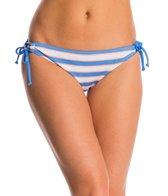Splendid Cayman Stripe Tunnel Bikini Bottom