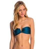 O'Neill Swimwear Lux Solids Bandeau Bikini Top