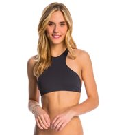 Billabong Swimwear Sol Searcher High Neck Halter Bikini Top