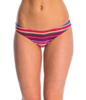 Billabong Swimwear Meshin With You Reversible Tropic Bikini Bottom