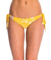 Billabong Swimwear Festival Floral Tie Side Biarritz Bikini Bottom