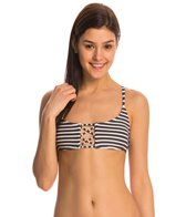 Billabong Swimwear Tan Lines Strappy Cross Back Bikini Top