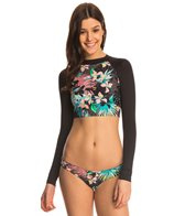 Rip Curl Swimwear Sweet Escape L/S Crop Rash Guard