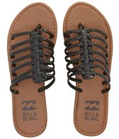 Billabong Women's Beach Braidz Sandal