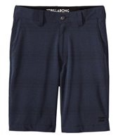 Billabong Boys' Crossfire X Stripe Hybrid Boardshort (8-20)