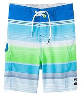Billabong Toddler Boys' All Day X Stripe Boardshort (2T-7)
