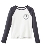 Billabong Girls' Sol Searcher Longsleeve Rashguard Set (4-14)