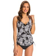 Penbrooke Intermingle Adjustable Tankini Top