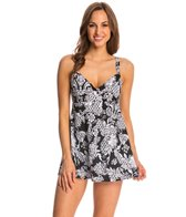 Penbrooke Intermingle V-Neck Swimdress