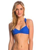 Roxy Swimwear Paradise Frill Tri Bikini Top