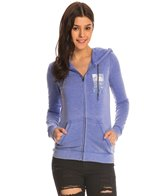Roxy Tropical Bazaar Desert Days Zip Up Hoodie