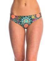 Hurley Swimwear Turkish Floral Reversible Bikini Bottom