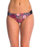 Hurley Swimwear Turkish Floral String Bikini Bottom