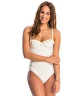 Kate Spade Playa De Palma Underwire One Piece Swimsuit