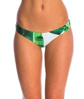 Stone Fox Swim Swimwear Banana Leaf Malibu Bikini Bottom