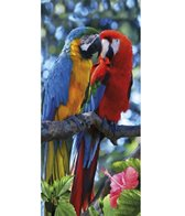 dohler USA Macaw Beach Towel 30 x 60