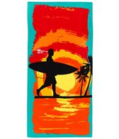 dohler USA Surf & Palms Beach Towel 30 x 60