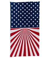 dohler USA Vintage American Flag Beach Towel 40 x 70