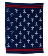 dohler USA Anchors Beach Towel 58 x 74
