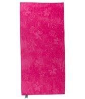 dohler USA Hibiscus Jacquard Beach Towel 30 x 60