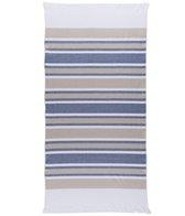 dohler USA Nostalgic Beach Towel With Fringe 36 x 70