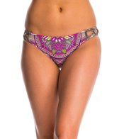 Jessica Simpson Swimwear X-Cross Hipster Bikini Bottom