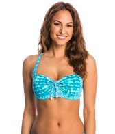 BLEU Rod Beattie I've Got You Babe Sling X Back Bikini Top (D-Cup)