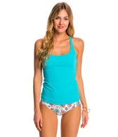 BLEU Rod Beattie Jet, Set, Go Racerback Tankini Top