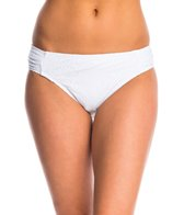BLEU Rod Beattie Sea It Through Tab Side Hipster Bikini Bottom