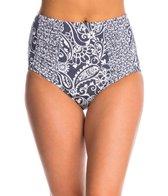 PBSport New Twist & Twin High Waist Bikini Bottom