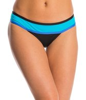 Swim Systems Block Party Wide Band Hipster Bikini Bottom