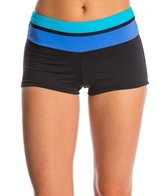 Swim Systems Block Party Spliced Short