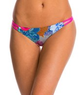 Swim Systems Floral Fusion Tunnel Tab Side Bikini Bottom